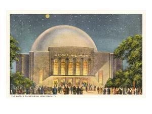 Hayden Planetarium, New York City