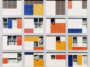 Mondrian Moment by Hayk Shalunts