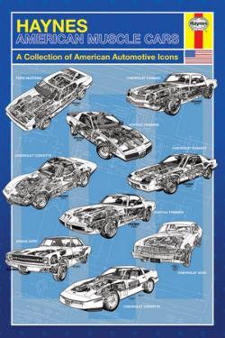 Haynes- American Muscle Cars