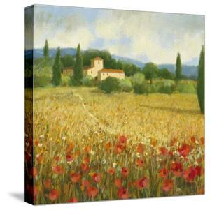 Summer Farm by Hazel Barker