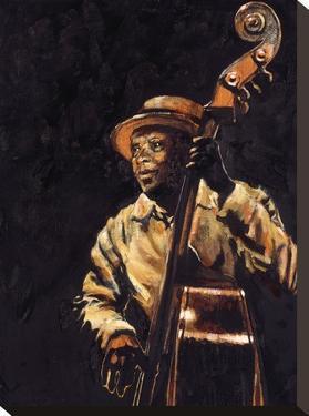 Bass by Hazel Soan