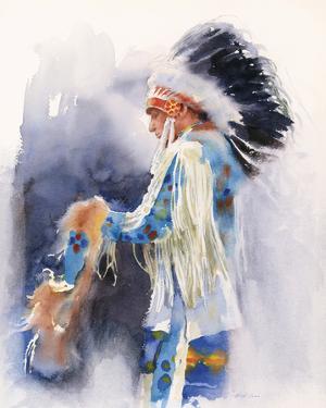 Chieftain by Hazel Soan