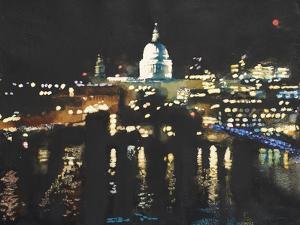 City Lights by Hazel Soan