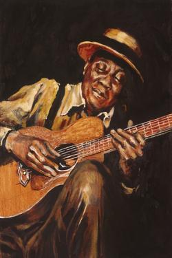 Guitar by Hazel Soan