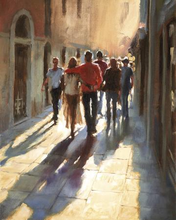 Lost in Love, in Venice