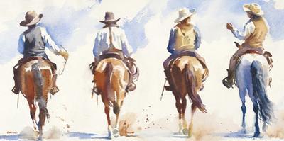 Outlaws by Hazel Soan
