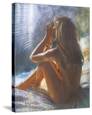 Private Moments III by Hazel Soan