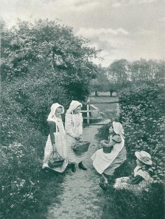 'A Wayside Gossip', c1903