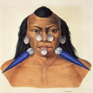 Head of the Warlike Tribe of Maxuruna