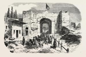 Headquarters of Omer Pasha-Soukoum Kale, 1855