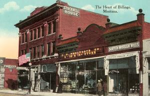 Heart of Billings, Montana