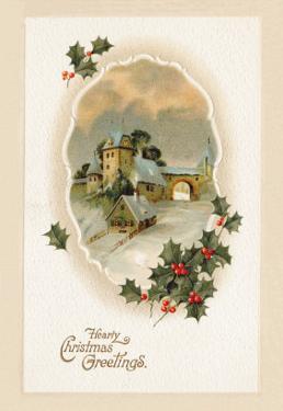 Hearty Christmas Greetings