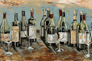 Wine Bar II by Heather A^ French-Roussia