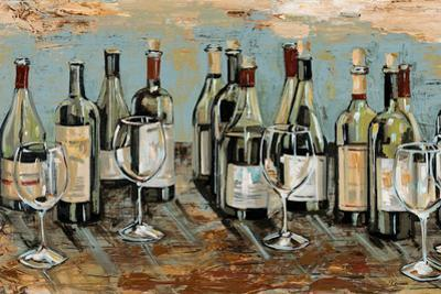 Wine Bar II by Heather A. French-Roussia