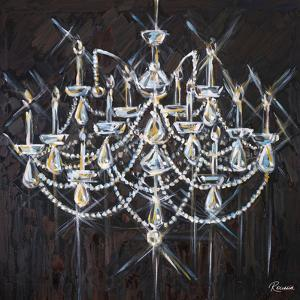 Chandelier II by Heather French-Roussia