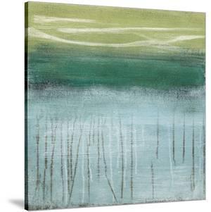 Shoreline Memories I by Heather Mcalpine