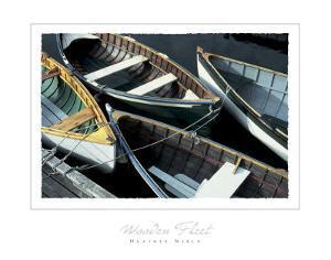 Wooden Fleet by Heather Niblo