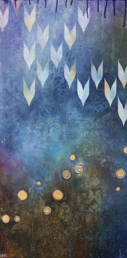 My Constellation I by Heather Robinson