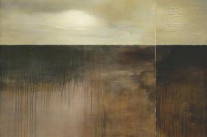 Deep Sienna Sky by Heather Ross