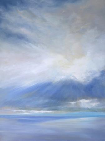Heavenly Light Triptych II