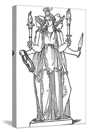 Hecate, Goddess Magic, Ghosts and Witchcraft