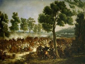 Battle of Montebello, May 20, 1859 by Hector Giacomelli