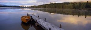 Hector Lake, Mt John Laurie, Rocky Mountains, Kananaskis Country, Calgary, Alberta, Canada