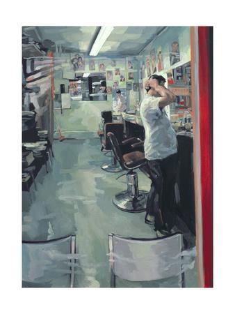 Barber Shop, 1989