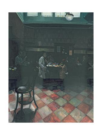 Bewley's Cafe, 1989