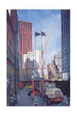 Ground Zero II, 2002 by Hector McDonnell