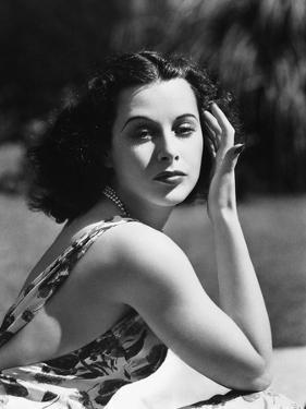 Hedy Lamarr, 1940