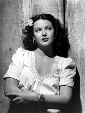 Hedy Lamarr in Tortilla Flat, May 1942