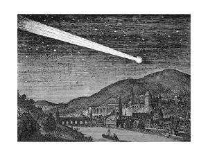 Heidelberg Comet 1618
