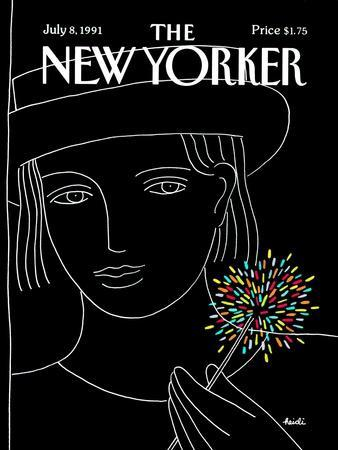 The New Yorker Cover - July 8, 1991