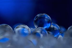 Deep Blue by Heidi Westum