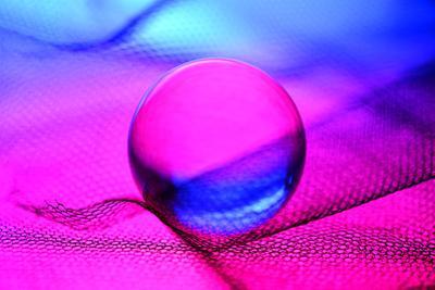 Neon Ball by Heidi Westum