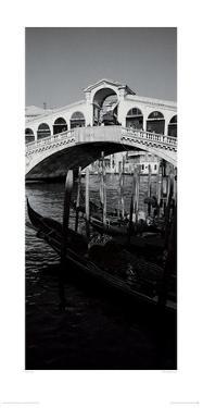 Rialto Bridge, Venice by Heiko Lanio