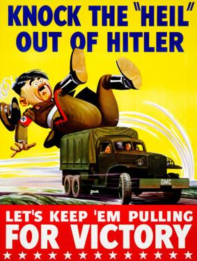 Heil out of Hitler