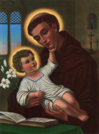 Heilige Antonius von Padua