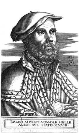 Albrecht Von Der Helle