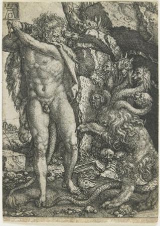 Hercules Destroys the Lernaean Hydra, 1550