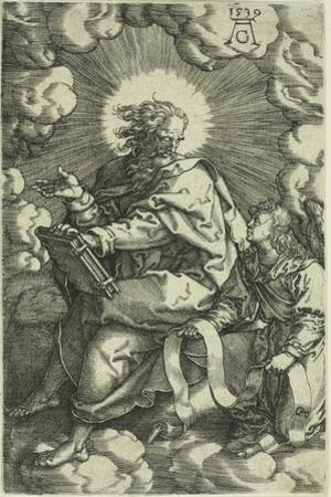 Matthew, from the Four Evangelists, 1539