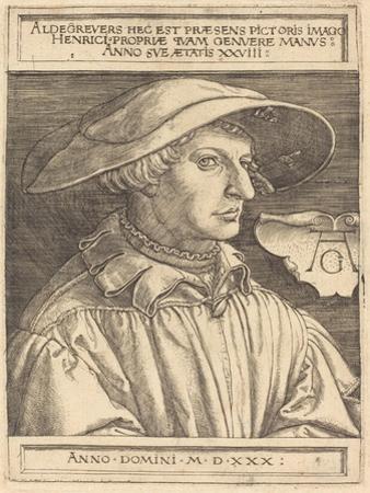 Self-Portrait, 1530