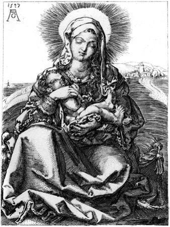 The Virgin, 1527