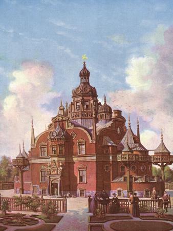 Brahe - Oraniborg