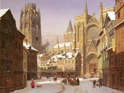 Dutch Cathedral Town