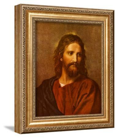 Christ at Thirty-Three by Heinrich Hofmann