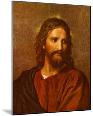 Christ at Thirty-Three by Heinrich Hofmann
