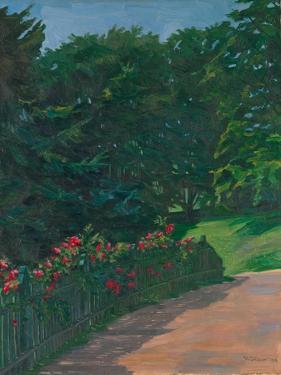 Landscape, 1910 by Heinrich Wilhelm Truebner