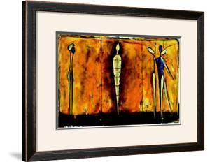 M-1 (Yellow) by Heinz Felbermair